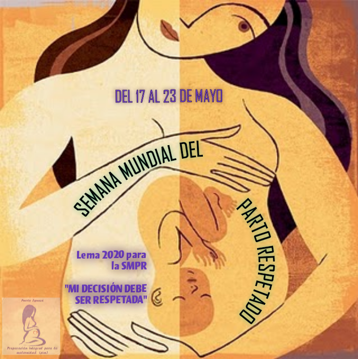 Semana mundial del parto respetado: desafíos en tiempos de pandemia
