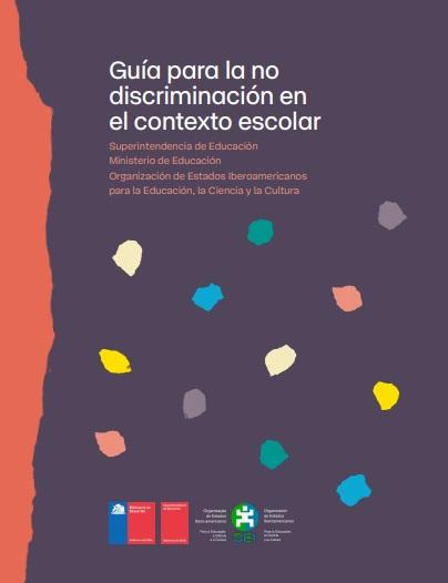 Guia para la no discriminación en el contexto escolar