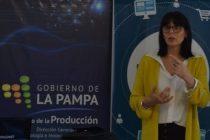 Luz Marina Lardone, directora de Ciencia y Tecnología de La Pampa al directorio de CONICET