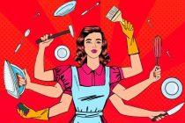 Varones y tareas del hogar: ¿por qué bajó el rendimiento académico femenino?