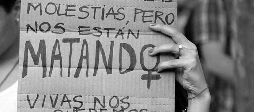 268 femicidios en Argentina durante el 2019