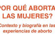 ¿Por qué abortan las mujeres?