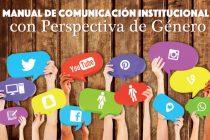 Manuales de Comunicación Institucional con perspectiva de género