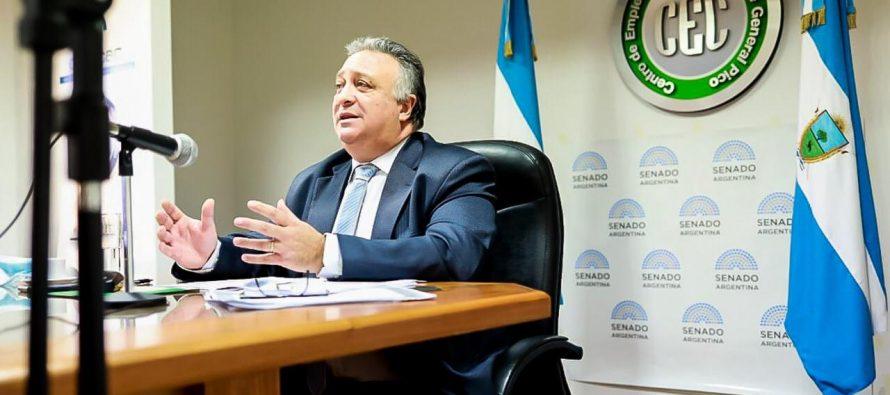 """Lovera: """"Deben garantizarse los derechos de las mujeres y de las identidades disidentes"""""""