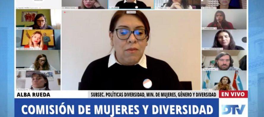 Alba Rueda: «La sociedad se democratiza cuando se reconocen los derechos de las personas Travestis y Trans»