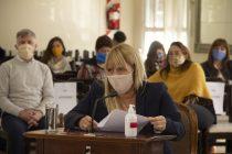 «Si ya se nota lo que hacemos, imaginen lo que vamos a hacer cuando termine la pandemia»