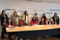 Presentaron el proyecto de paridad de género: «Es una ley de igualdad y participación comunitaria»