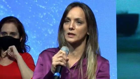 Malena Galmarini presentó la Guía de comunicación con perspectiva de género – AySA