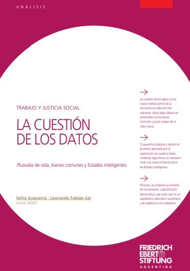 La cuestión de los datos