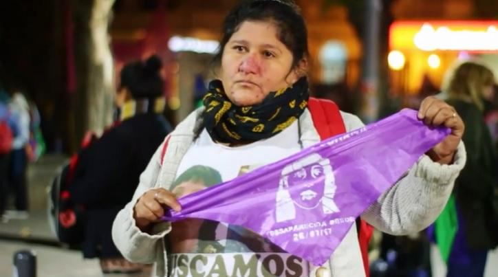 Justicia por Johana Ramallo