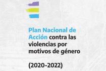 Plan Nacional de Acción Contra las Violencias por Motivos de Género 2020-2022