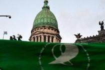 La Legislatura porteña aprobó la adhesión al protocolo ILE