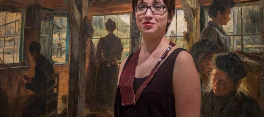 Georgina Gluzman: «Las mujeres fueron relegadas en el arte»