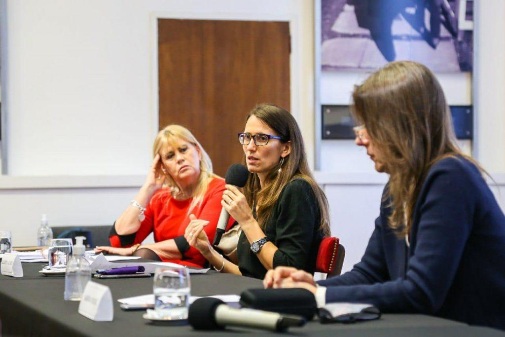 Gómez Alcorta, Losardo y Frederic pusieron en funcionamiento la Unidad Ejecutora del Programa Interministerial de Abordaje Integral de las Violencias por Razones Extremas