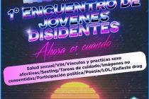 1° Encuentro de Juventudes Disidentes de la Liga LGBTIQ+ de las Provincias