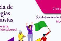 Nace la escuela de Teologías Feministas de la Red Tepali