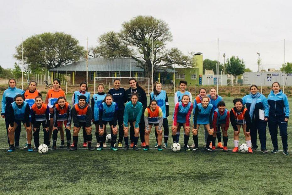 Las mujeres del fútbol