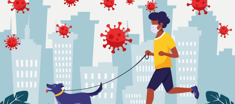 Covid-19: el gráfico que muestra el riesgo de contagio de coronavirus según la actividad que hagas