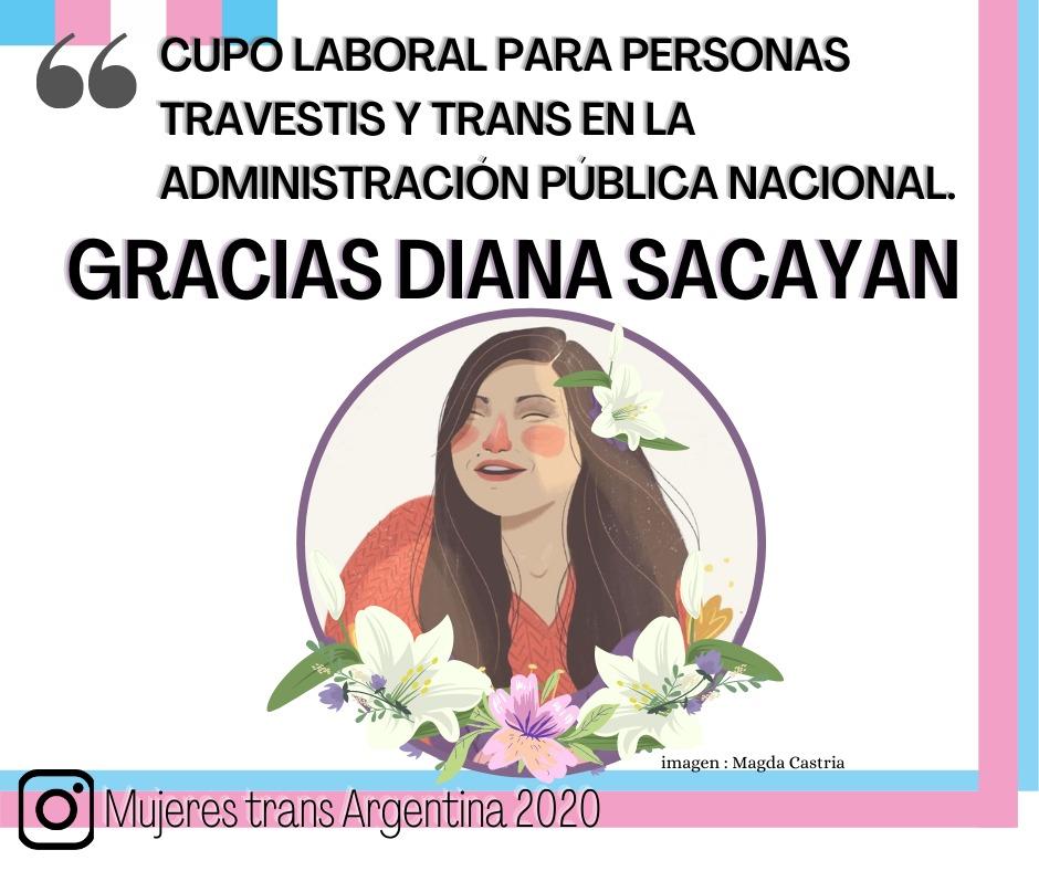El Gobierno estableció el cupo laboral trans en dependencias públicas