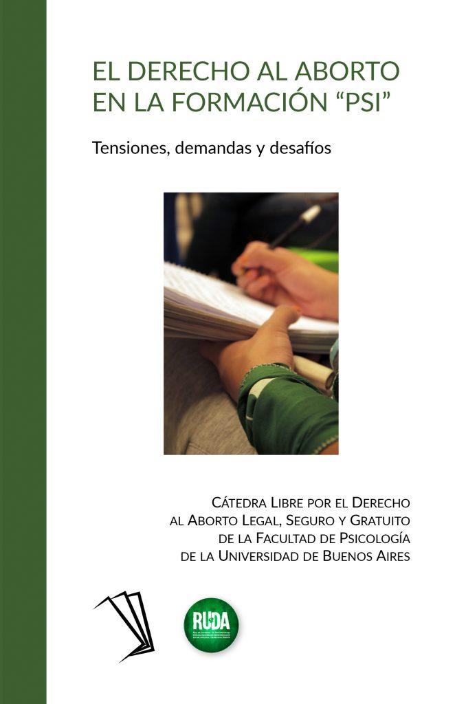 """El Derecho al Aborto en la formación """"Psi"""""""