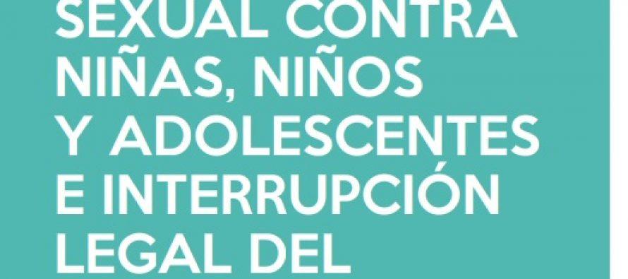 Violencia sexual contra niñas, niños y adolescentes e Interrupción Legal del Embarazo #ILE