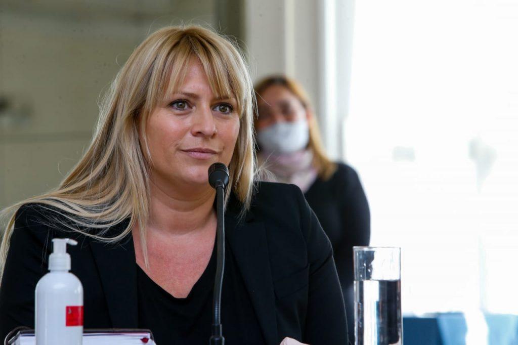 Paula Grotto apoya recientes iniciativas en género