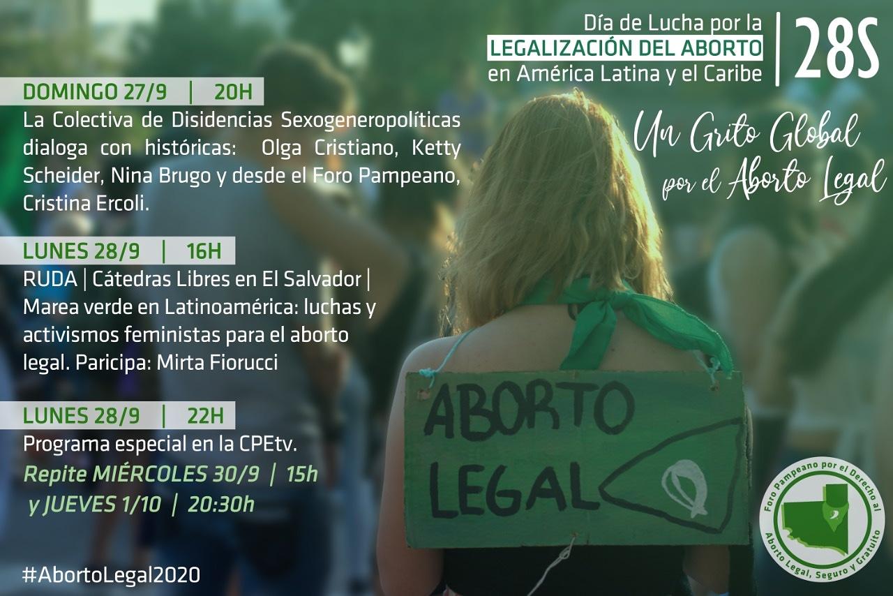 Es Urgente, es prioridad #AbortoLegal2020