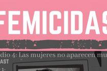 El Podcats FEMICIDAS publica su cuarto episodio