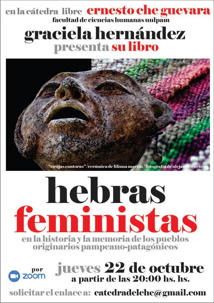 Hebras Feministas, conversación con Graciela Hernández