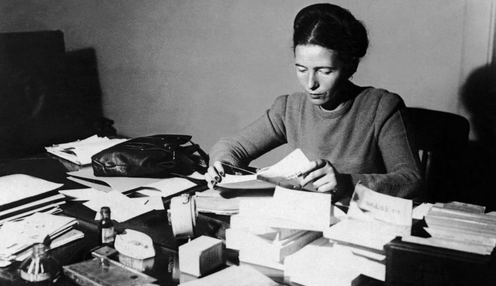 Publicarán «Las inseparables»: la novela inédita de Simone de Beauvoir
