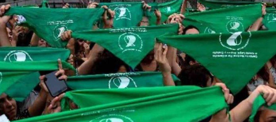 «Sentada nacional» para que se trate la legalización del aborto antes del cierre del año legislativo