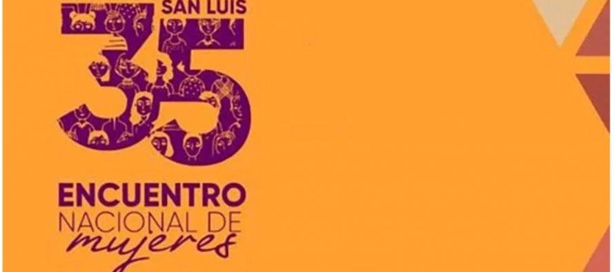 Hacia el 35º Encuentro Nacional de Mujeres – San Luis. Grilla de actividades