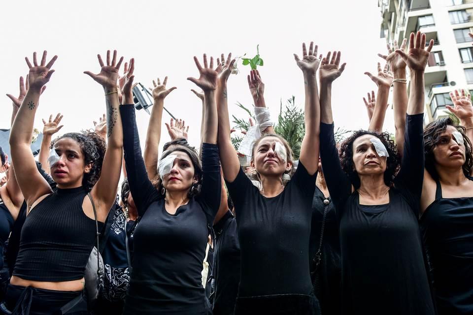 """Ana Tijoux, una voz en la revuelta chilena: """"La nueva normalidad es un estallido permanente"""""""