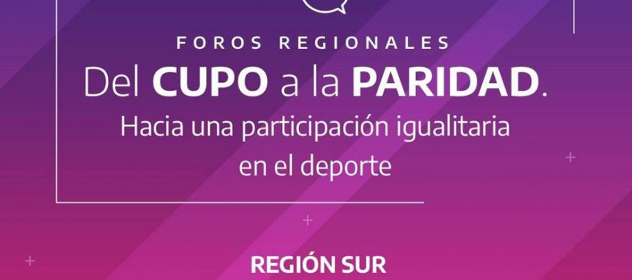 Foro Regional Del Cupo a la Paridad