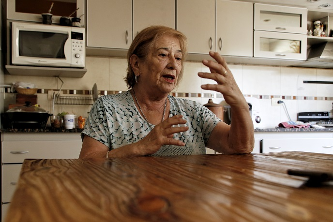 Lucy de Cornelis, una referente del Movimiento de Mujeres Ruralistas Argentinas en Lucha