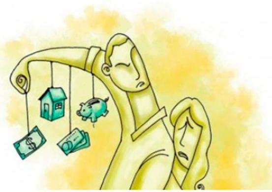 Violencia económica: cuando el dinero se usa como un arma de control machista
