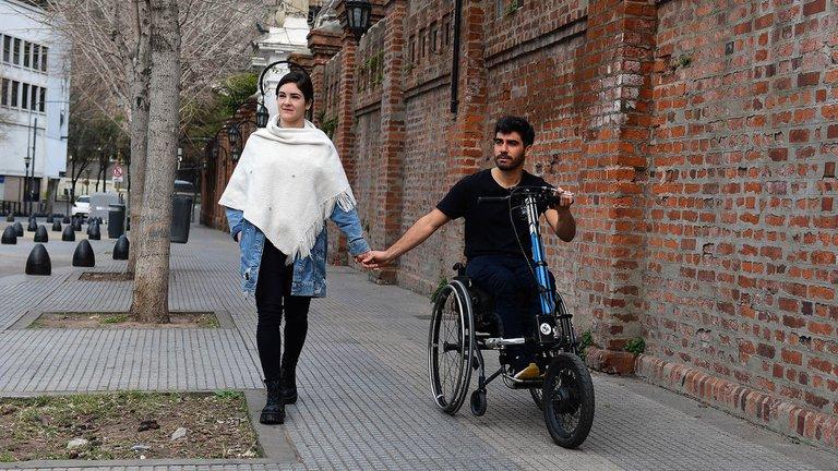 """""""Sexistimos"""" Sexualidad y discapacidad"""