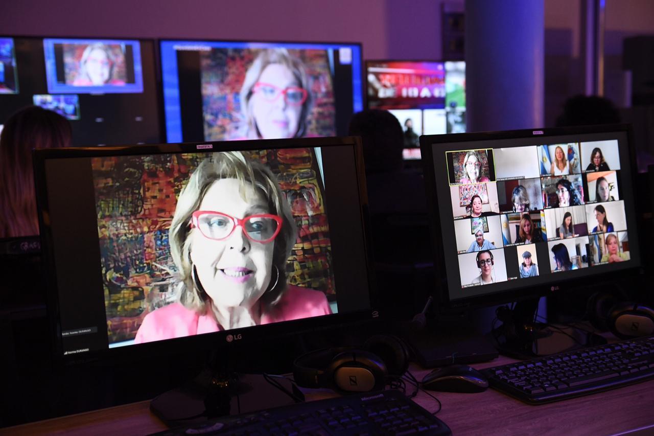 Durango encabezó reunión informativa en el Senado sobre igualdad de género en el ámbito laboral