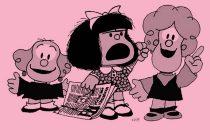 Todas fuimos Mafalda, Susanita y Libertad