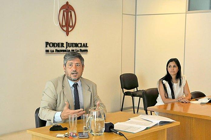 Violencia de género: la Justicia de La Pampa presentó el primer protocolo
