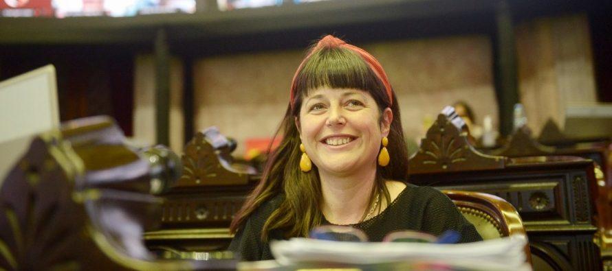 Carolina Gaillard apeló a la solidaridad en momentos críticos