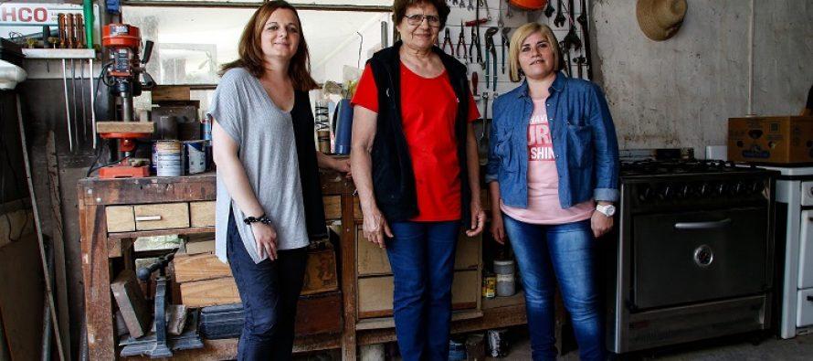 Herreras: mujeres que rompen mandatos