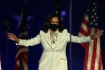 Kamala Harris hace historia: la primera vicepresidenta de Estados Unidos