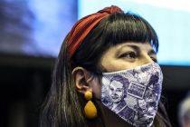 """Carolina Gaillard: """"Es con debate político no con violencia que se fortalece la democracia"""""""
