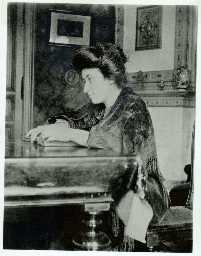Rosa Luxemburgo y el arte de la política feminista