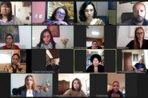 Parlamentarias latinoamericanas organizan agenda del Foro EuroLatinoamericano de la Mujer
