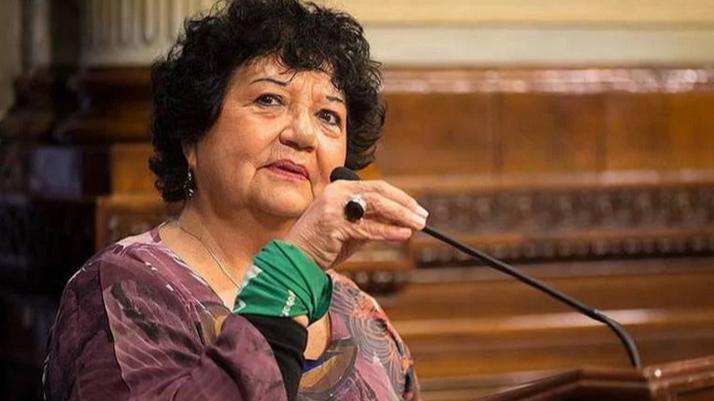 """La pampeana Dora Barrancos habló del aborto legal: """"Será ley, estoy segura"""""""