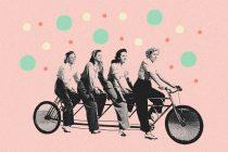 Por qué la bicicleta es una aliada feminista