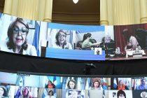 Norma Durango, exposición en defensa del proyecto IVE