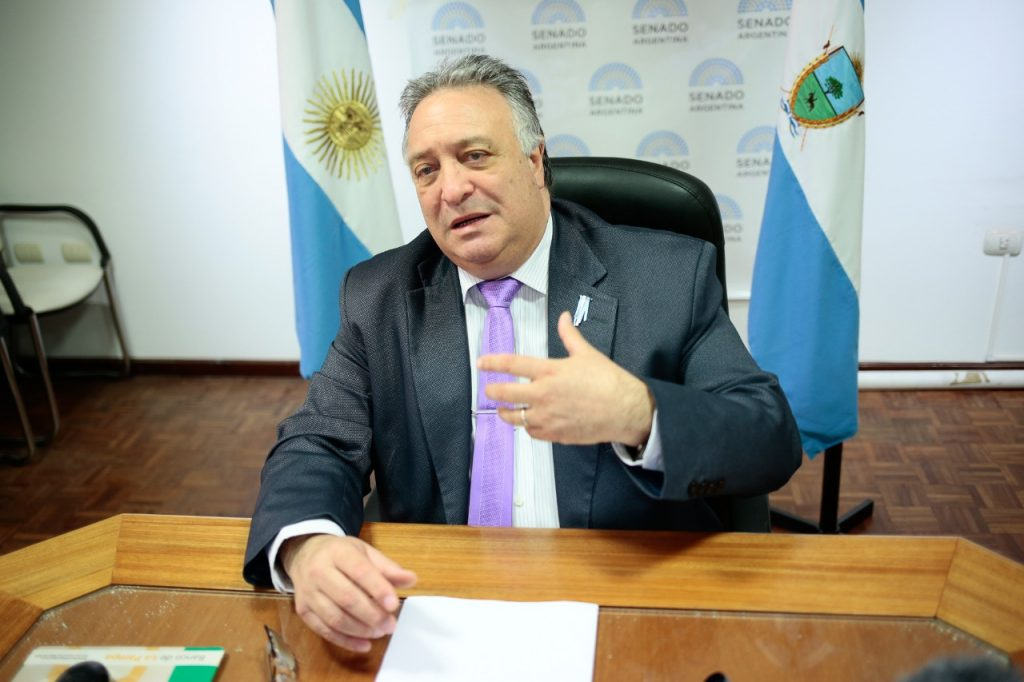 """Daniel Lovera """"en un país justo, las niñas no son madres y ninguna persona es obligada a gestar"""""""